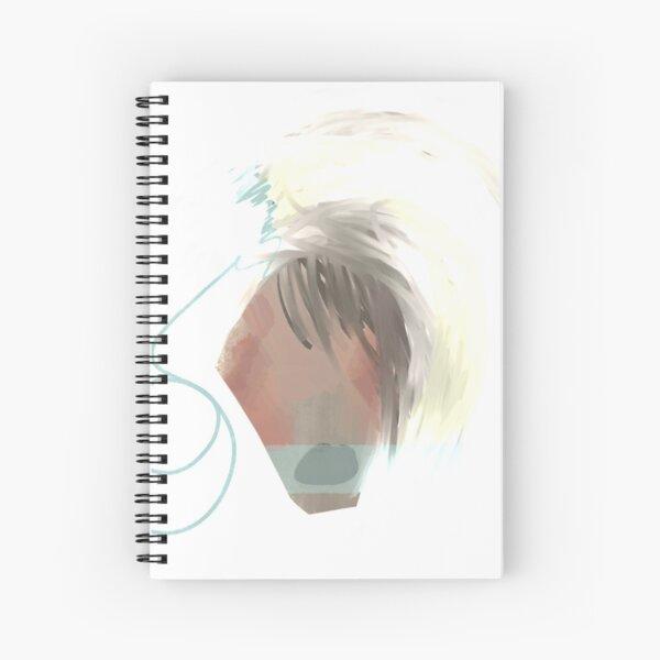 Machine Spiral Notebook