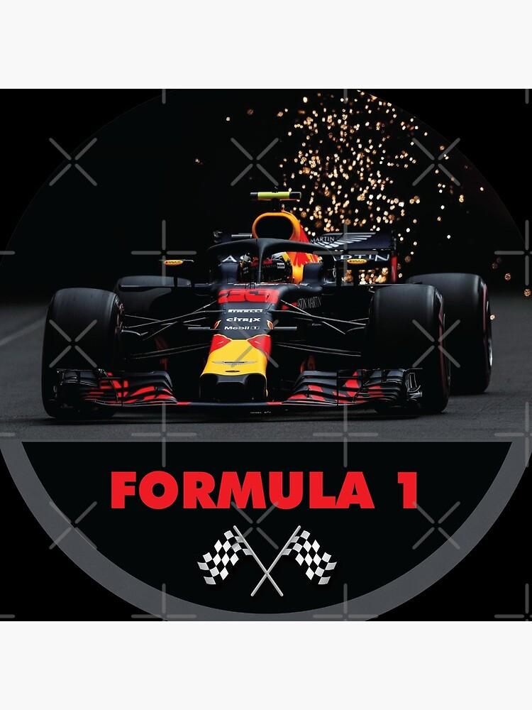 F1 Car racing by slvdesign