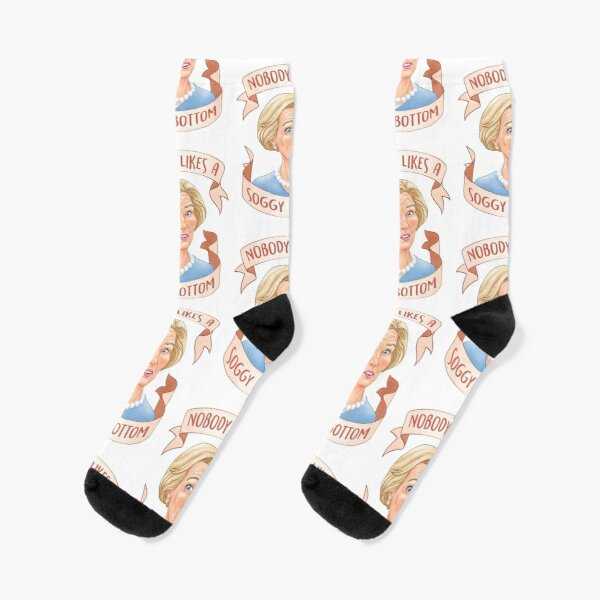 Great British Bake Off Socks