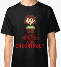 Undertale Chara Classic T-Shirt