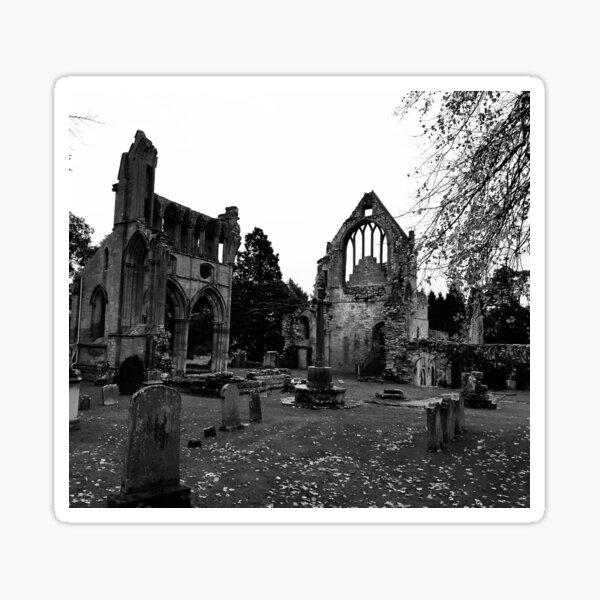 Dryburgh Abbey Sticker