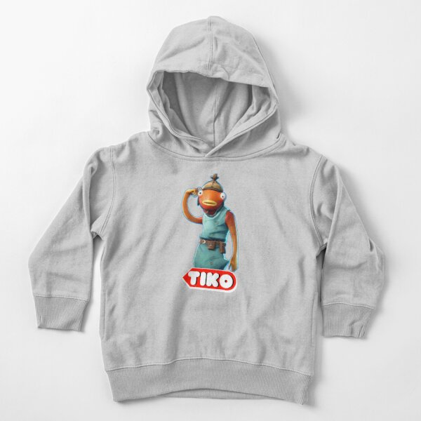 Tiko, Cute and Cool Toddler Pullover Hoodie