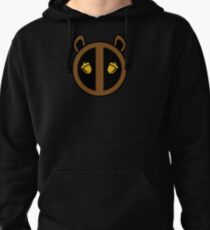 Squirrel Girl Symbol Pullover Hoodie