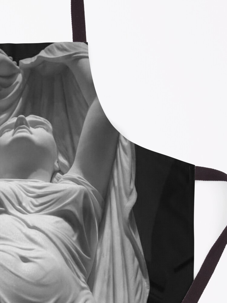 Alternate view of Undine Rising from the Waters. Chauncey Bradley Ives Apron