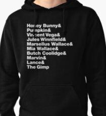 Pulp Fiction - Helvetica Pullover Hoodie