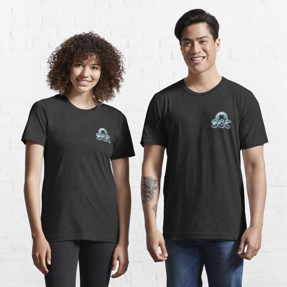T-shirt essentiel «Shadow Gaming Communautaire SGC Sticker »