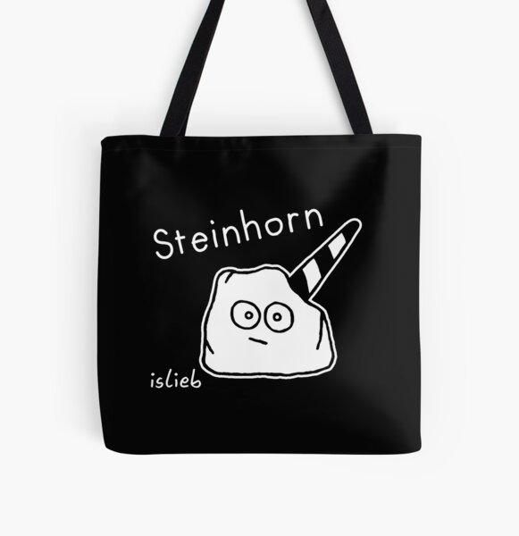 Steinhorn Allover-Print Tote Bag