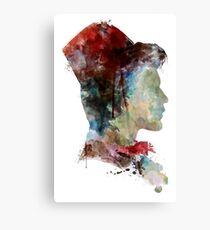Doctor Who // 11th Doctor / Matt Smith Canvas Print