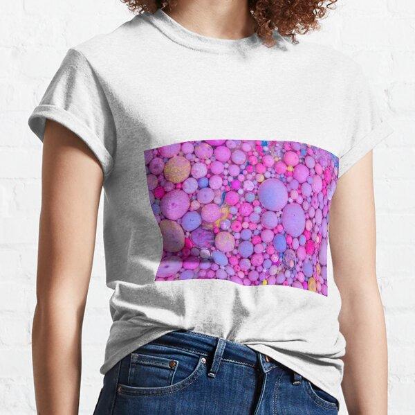 Bubbles Art Raisin Classic T-Shirt