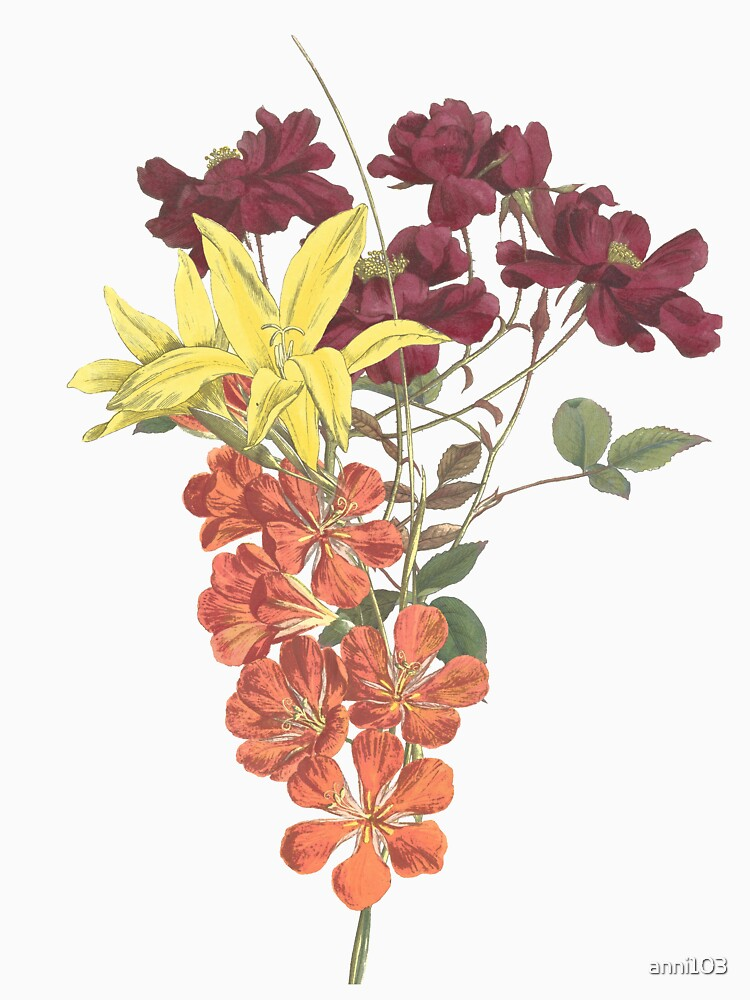 Bouquet of Rose, Freesia and Gladiolus by anni103