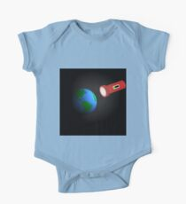 Sun Light on the Earth Kids Clothes