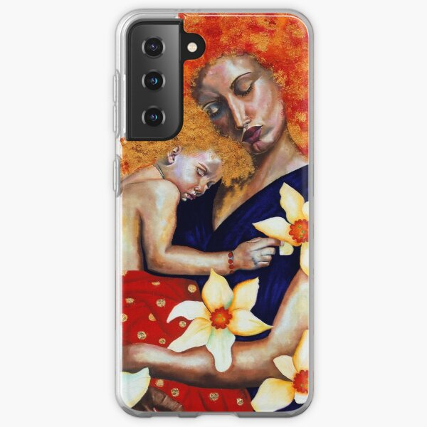 Mother and Child Samsung Galaxy Soft Case