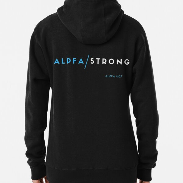 Casey - ALPFA Strong Pullover Hoodie