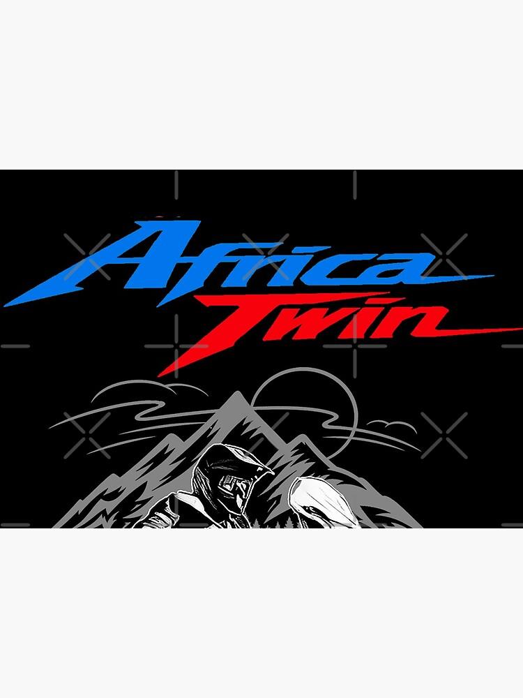 «Africa Twin CRF1000l» par Evomotoarte