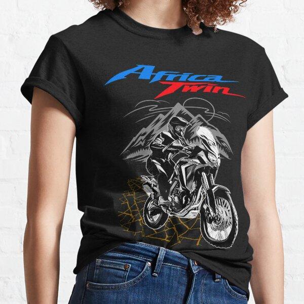 Africa Twin CRF1000l Camiseta clásica