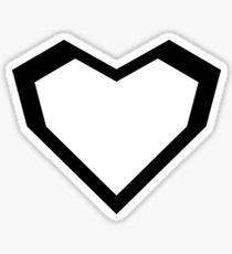Star wars Stormtroopers Heart Sticker