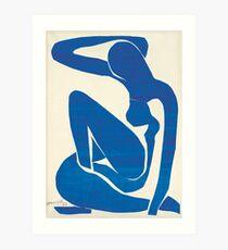 Matisse Blue Nude II Art Print