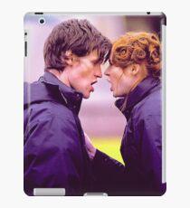 Matt Smith and Karen Gillan iPad Case/Skin