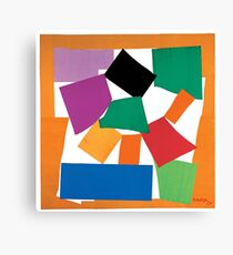 Matisse The Snail Canvas Print