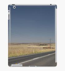 Snowy Highway NSW Australia  iPad Case/Skin