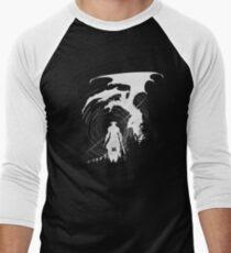 Dragon Fighter Men's Baseball ¾ T-Shirt