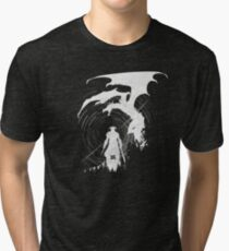 Dragon Fighter Tri-blend T-Shirt