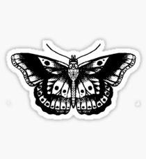 Harrys Schmetterling Tattoo Sticker