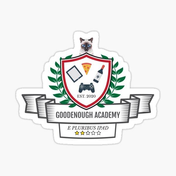 Good Enough Academy: COVID-19 Homeschool Sticker