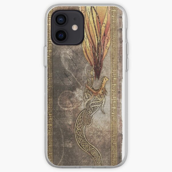 Dragon lore iPhone Soft Case