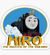 Hiro - The Master of the Railway Sticker