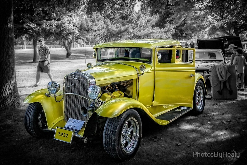 1931 Ford Model A by Photos by Healy