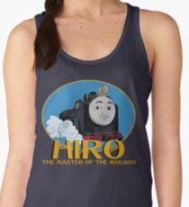 Hiro - The Master of the Railway Women's Tank Top