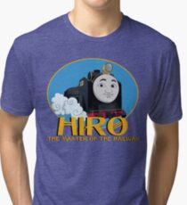 Hiro - The Master of the Railway Tri-blend T-Shirt