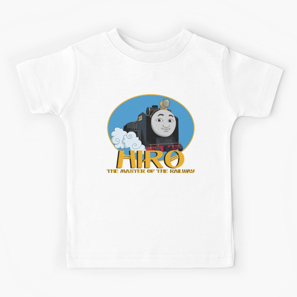 Hiro - The Master of the Railway Kids T-Shirt