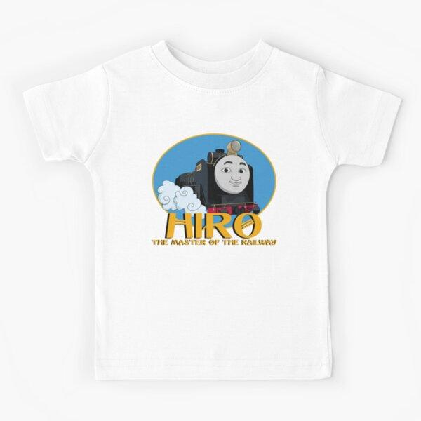 Hiro - The Master of the Railway Kids T-Shirt