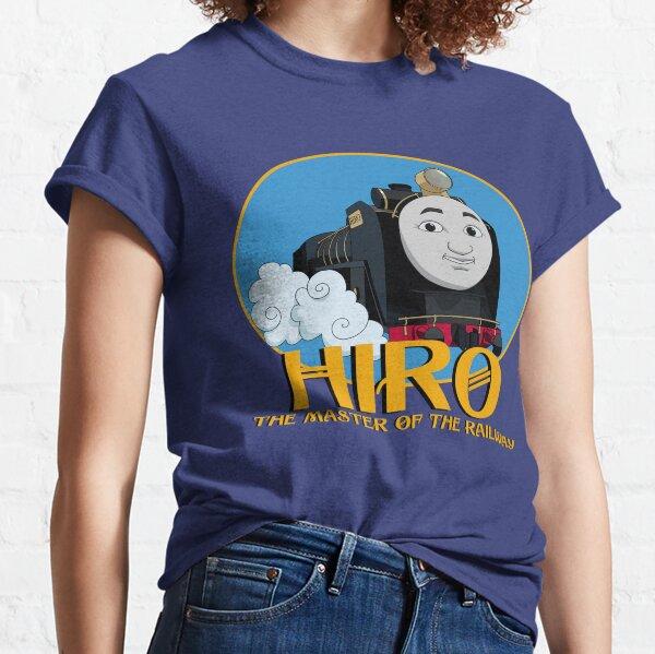 Hiro - The Master of the Railway Classic T-Shirt