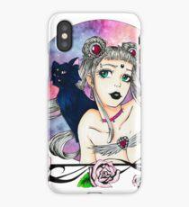 Pierced Sailor Moon - Sailor Moon Crystal iPhone Case