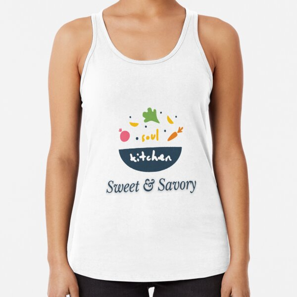 Part Time Chef Racerback Tank Top