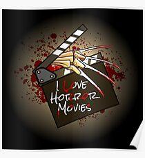 Horror Movie theme Poster