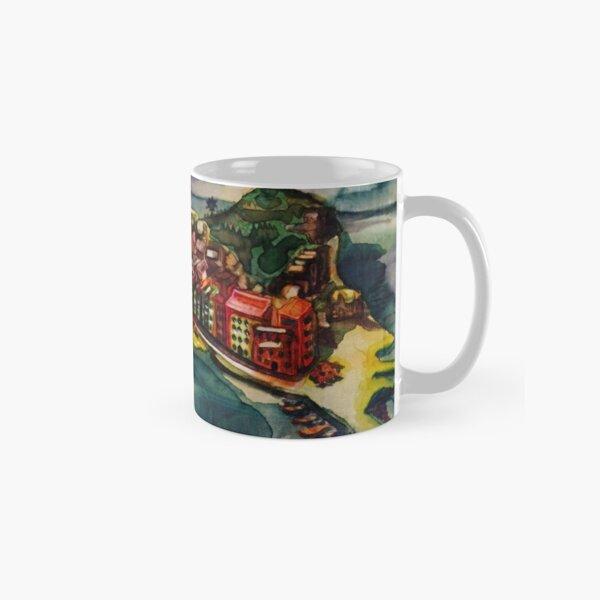 Cinque Terre Italy  Classic Mug