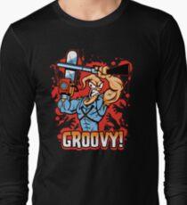 Earthworm Ash Long Sleeve T-Shirt
