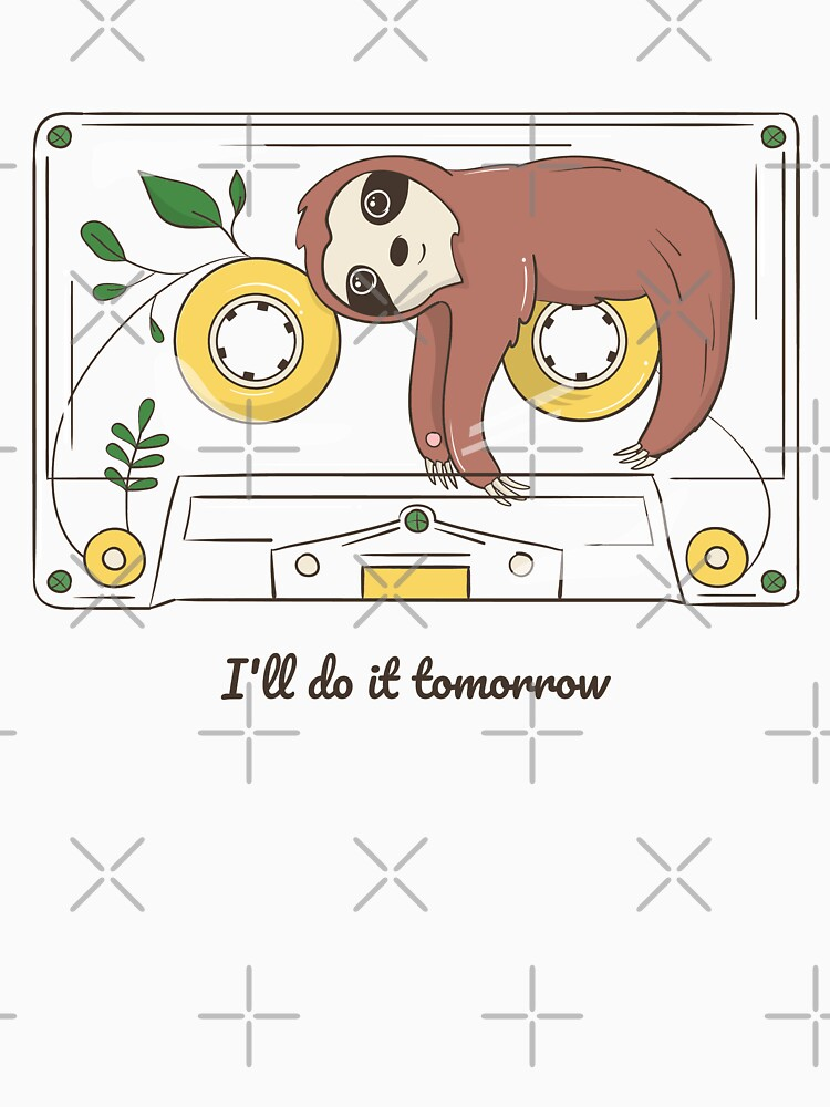 ill do it  tomorrow by WendyLeyten