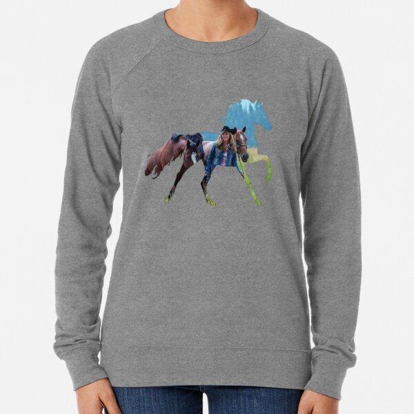 Dressage All King Edward/'s Horses Equestrian Hoodie Sweatshirt