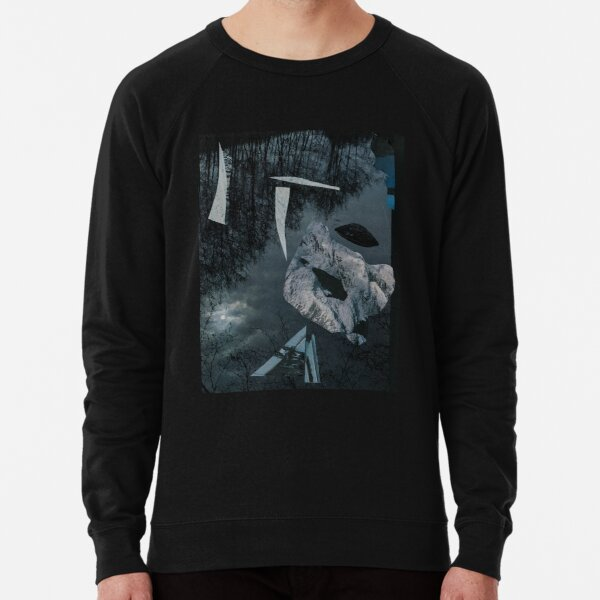 UFOs and their Garages Lightweight Sweatshirt