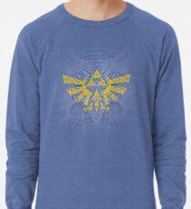 Sudadera ligera Emblema Hyrule Amarillo