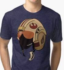 Rebel Pilot Tri-blend T-Shirt