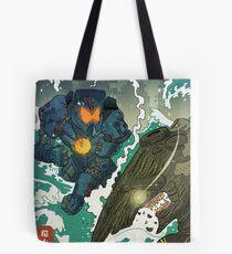 Pacific Rim Tote Bag