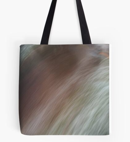 Brush past Tote Bag