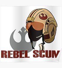 Rebel Scum Poster
