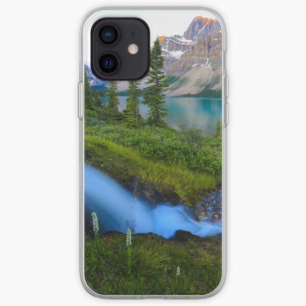 Beautiful Banff Canada iPhone Soft Case